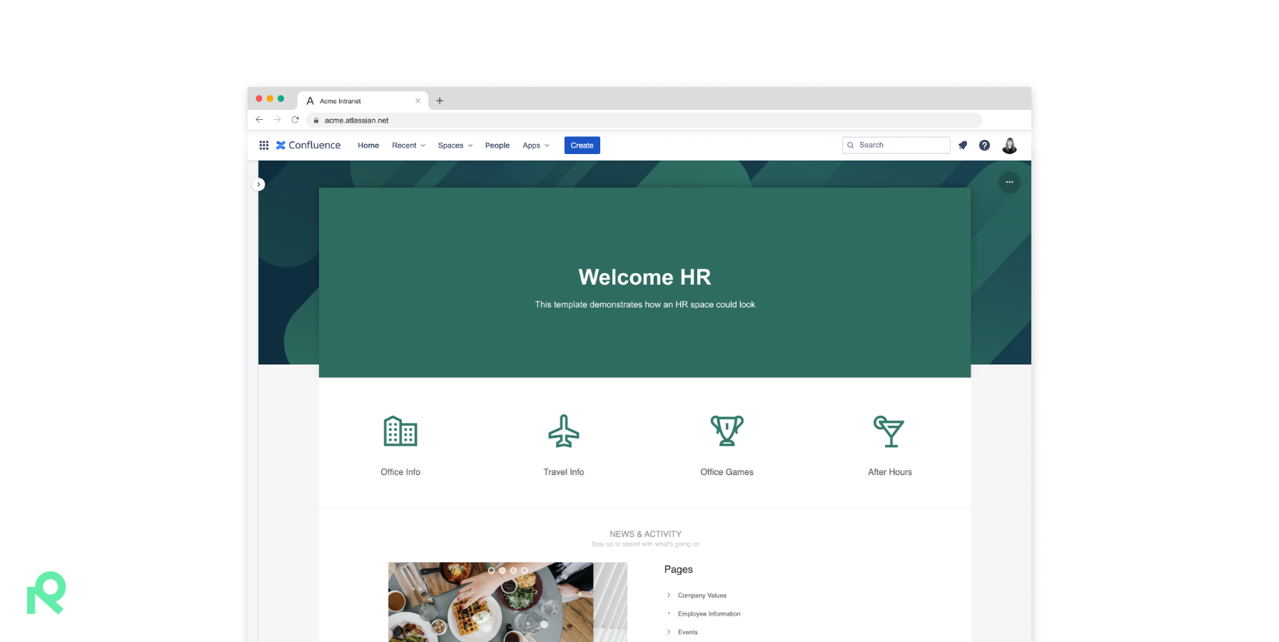 Refined Toolkit for Confluence Cloud