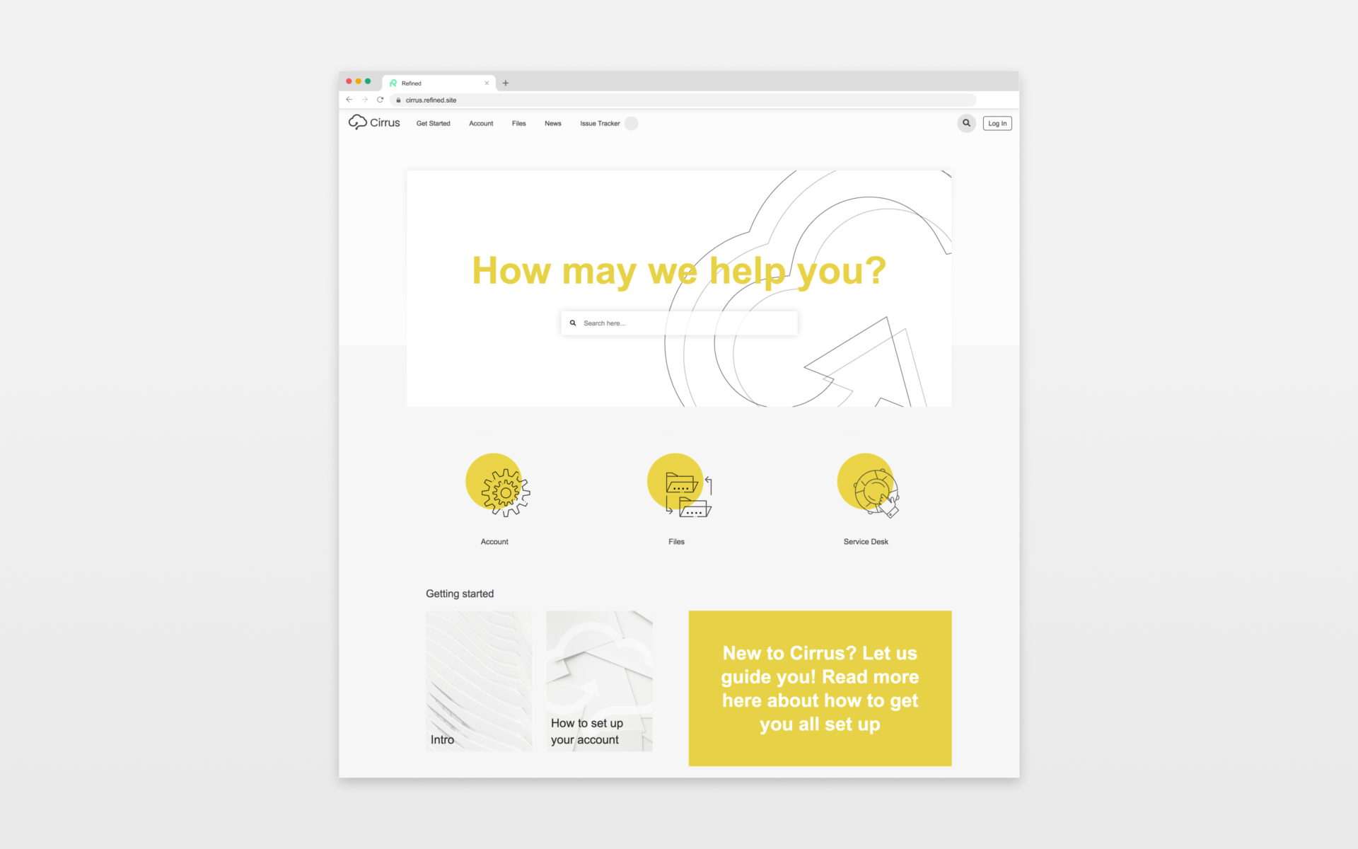 A Help Center built with Refined for Confluence Cloud.