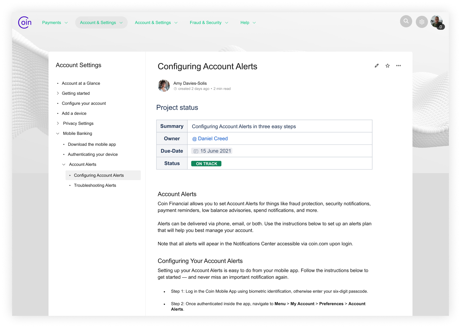 Page Properties Macros can add critical tracking and organization capabilities to Confluence.